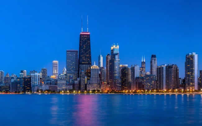 Chicago 2012 - 50 X 122 cm