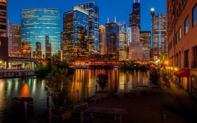 Chicago 2012 - 44 X 60 cm