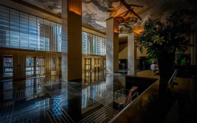 Rockefeller Center / New York