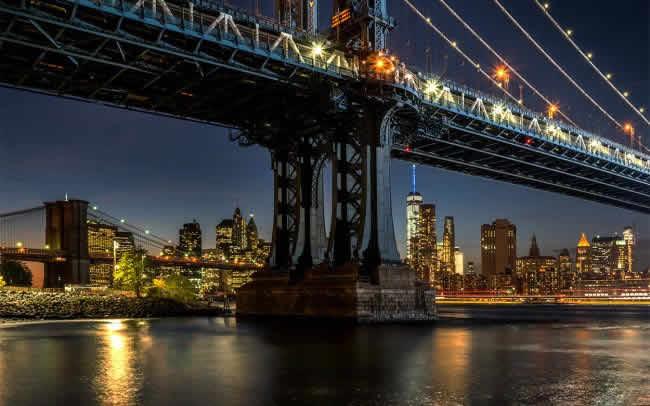 New York 2015 - 120 X 120 cm