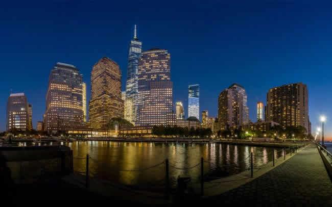 New York 2015 - 60 X 104 cm